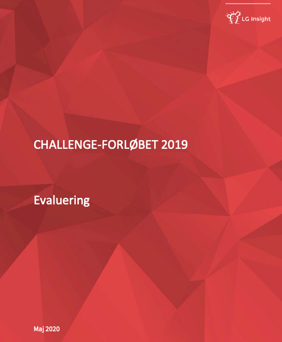 Evalueringsnotat Challenge 2019
